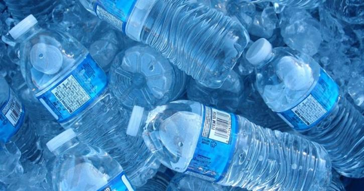 plactic water bottles sikkim