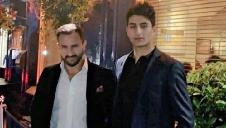 Saif Ali Khan Confirms His Son Ibrahim's Entry In Bollywood Says He Is Assisting Karan Johar On A Movie