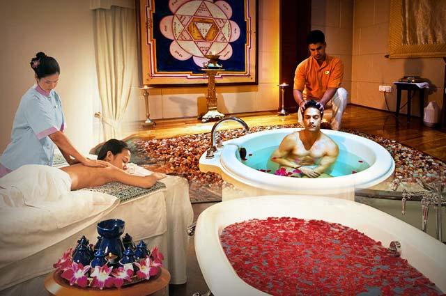 spa delhi