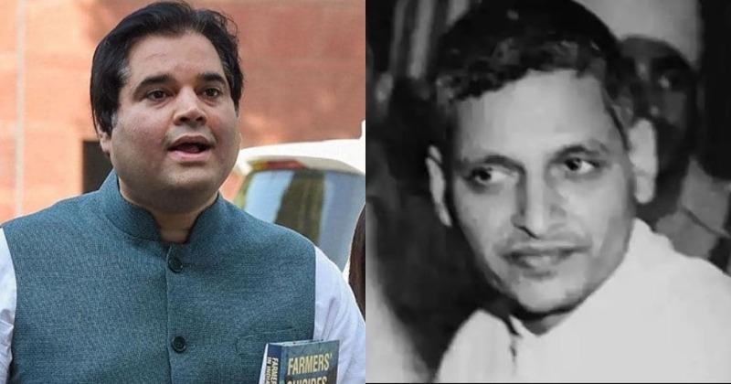 Those Tweeting Godse Zindabad Irresponsibly Shaming The Nation, Says Varun Gandhi thumbnail