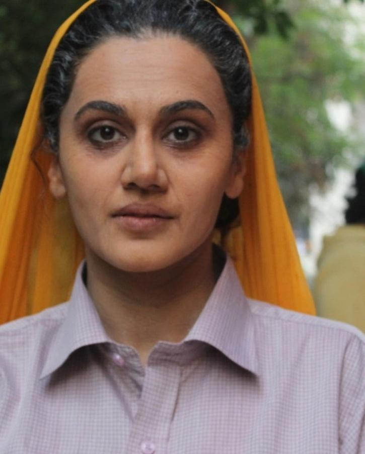 Taapsee Pannu Says The Only