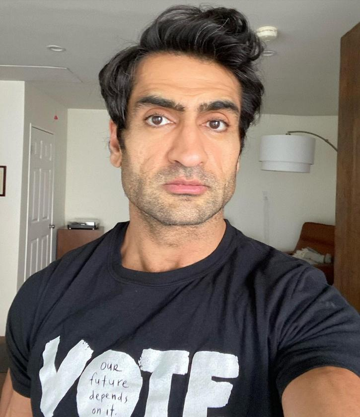 Actor and comedian Kumail Nanjiani had a special reason to choose Marvel