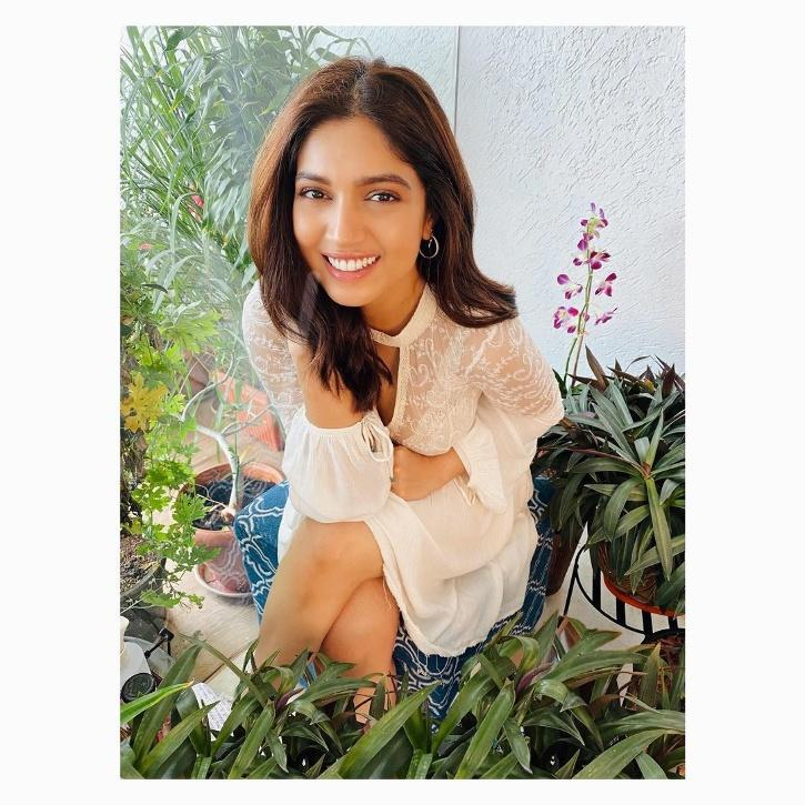 Actress and climate activist Bhumi Pednekar, who has always championed relevant social causes feels that it is time for Hindi cinema to start showing a sustainable way of living in their films.