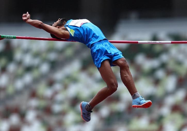 Praveen Kumar wins silver in Paralympics High Jump