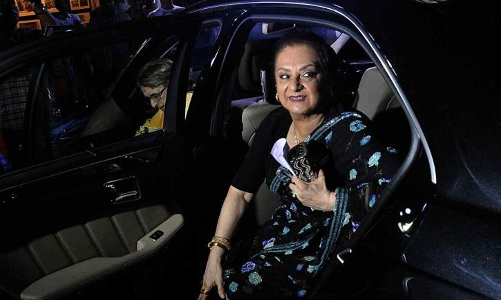 Saira Banu, who recently lost her husband Dilip Kumar, was admitted to the Hinduja Hospital, a non-COVID-19 facility, in Khar on August 28.