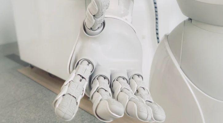 ai robot hand