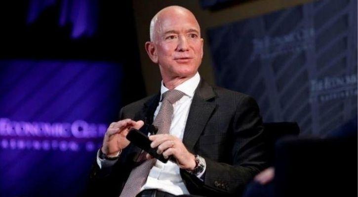 Amazon Founder Jeff Bezos Is Funding Immortality
