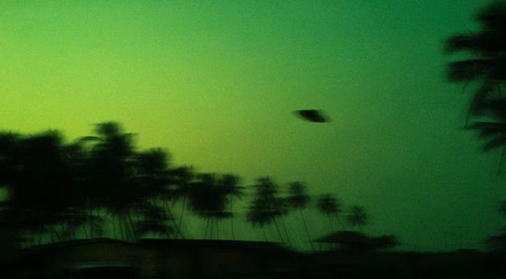 A representative image of a UFO