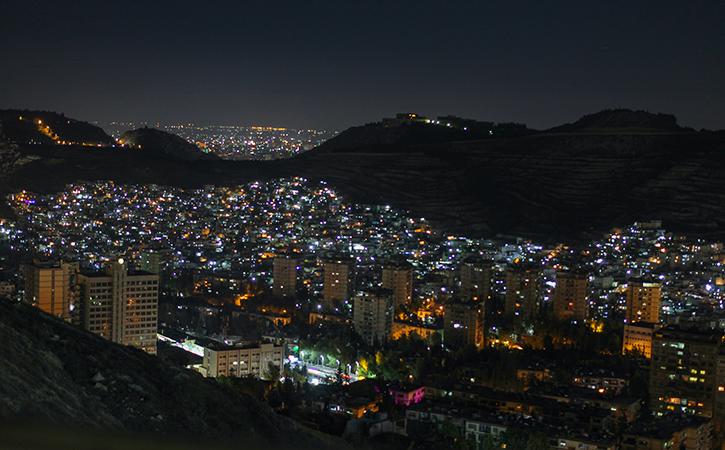 Damaskus, Suriah