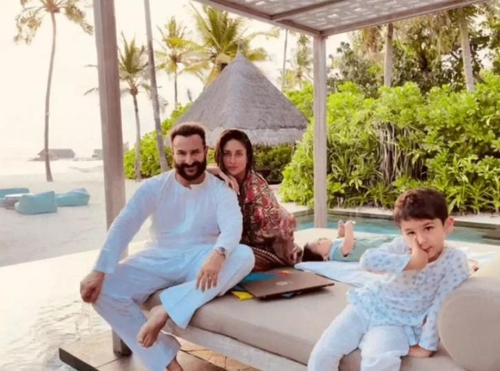 In a recent interview, Kareena addressed the trolling and confessed that the feeling has been 'terrible' that her family and children are constantly subjected to