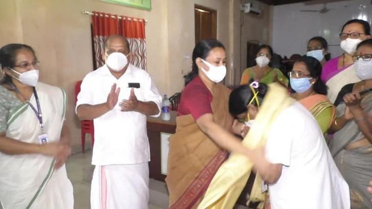 Kerala Nurse Has Set A New Record