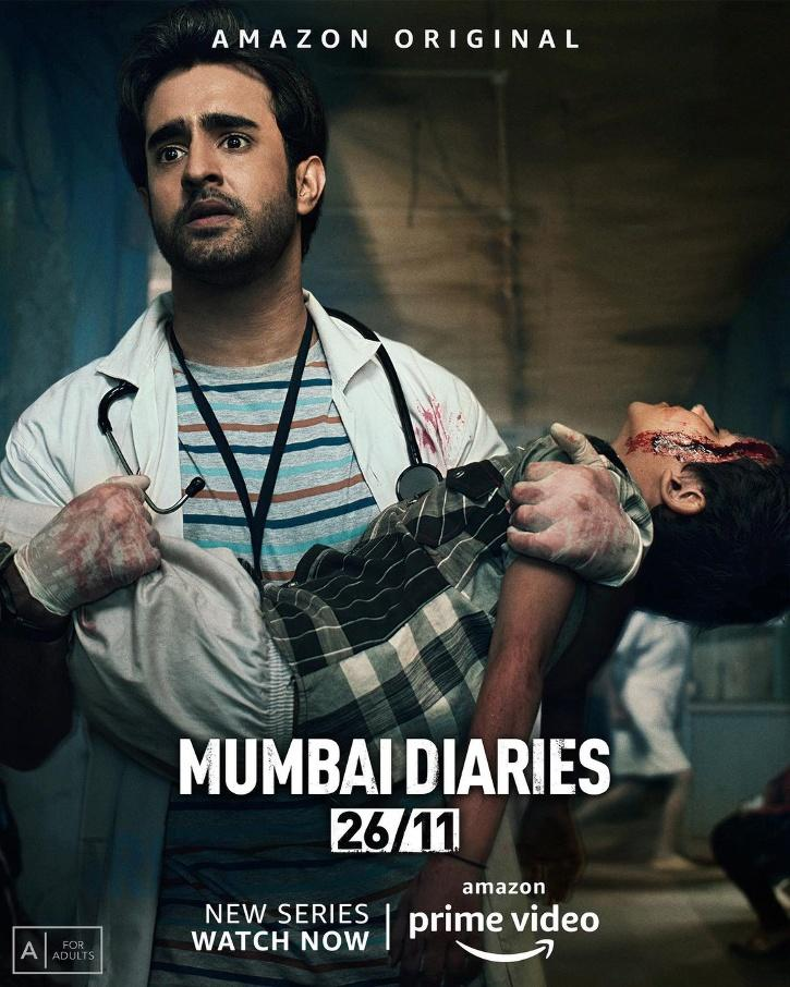 After working in the entertainment industry for over a decade, actor Satyajeet Dubey made a striking OTT debut with the Amazon Prime Video series Mumbai Diaries: 26/11.