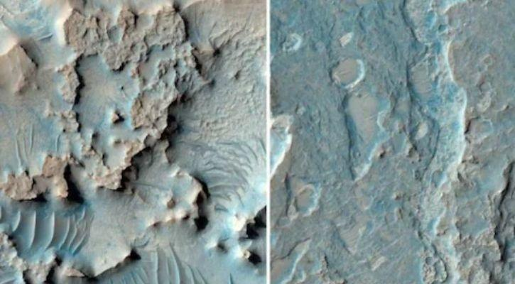 Erosion On Mars? Check Out These Captivating Images Clicked By NASA Orbiter