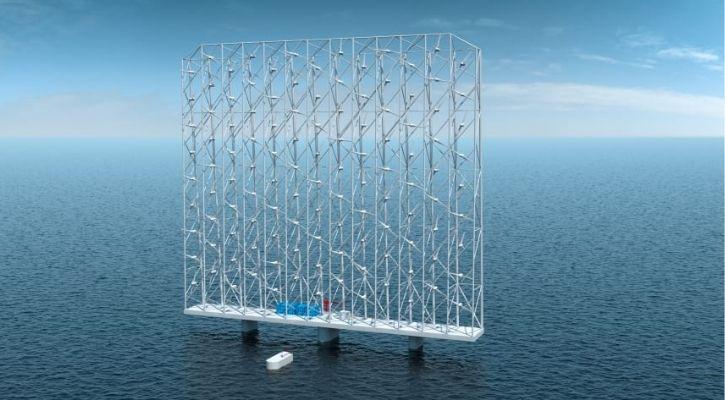 Wind Catcher Turbine Design