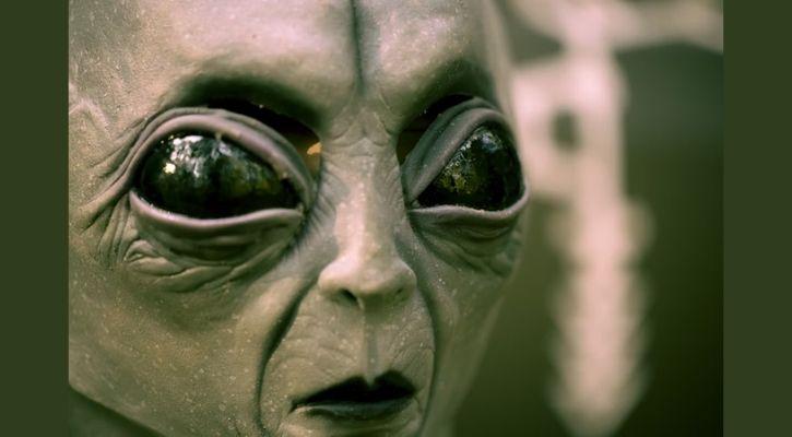 A representative image of an alien | Unsplash