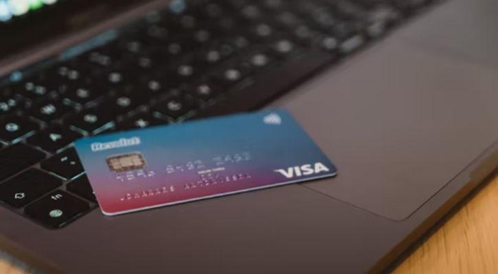 Visa card transactions
