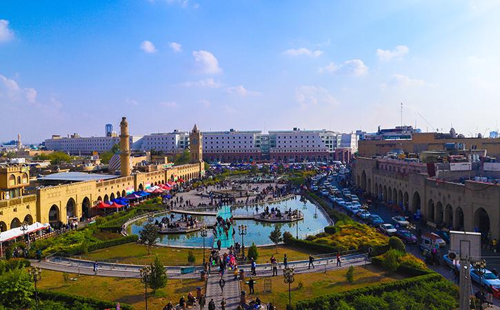 Erbil, Kurdistan Irak