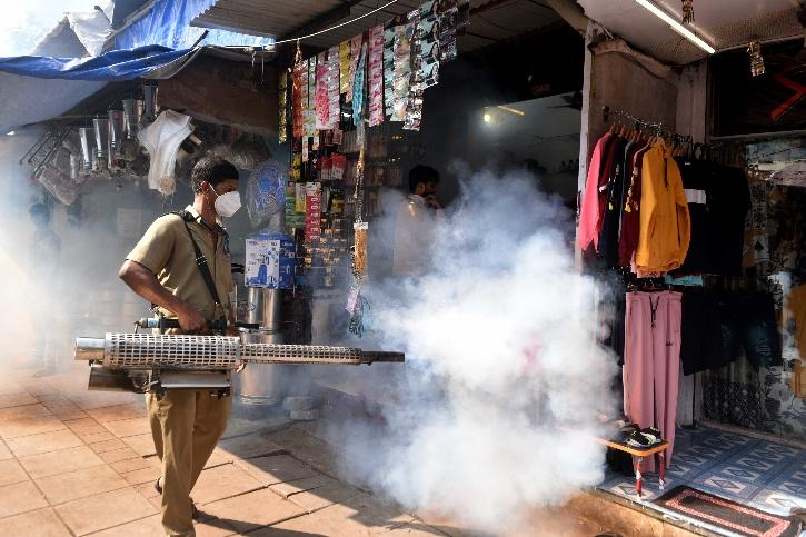 dengue Fogging