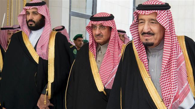 Al Saud Saudi Royal Family