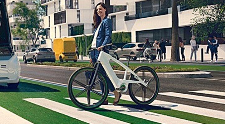 chain free e-bike