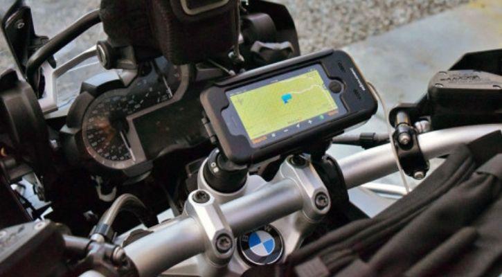 iphone motorbike mount