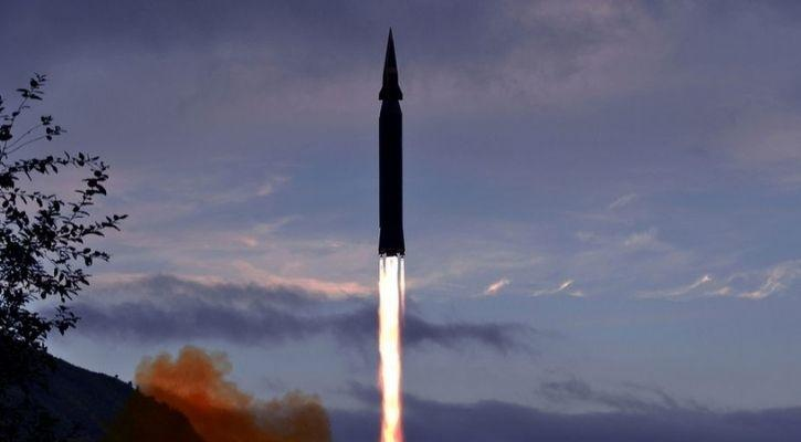 north korea hypersonic missile