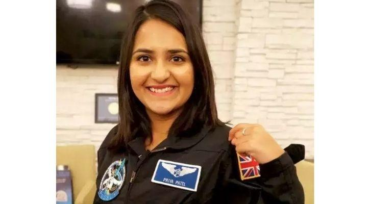 indian female scientist