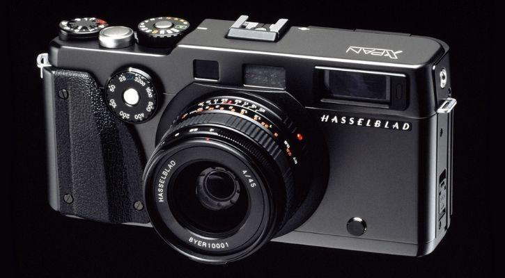 Xpan camera