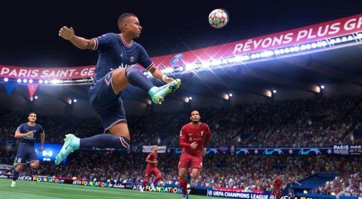 Fifa 22 career