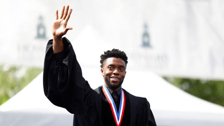 Howard University found a sweet way to commemorated Late actor Chadwick Boseman. One year after his untimely death, University unveiled the Chadwick A. Boseman College of Fine Arts.