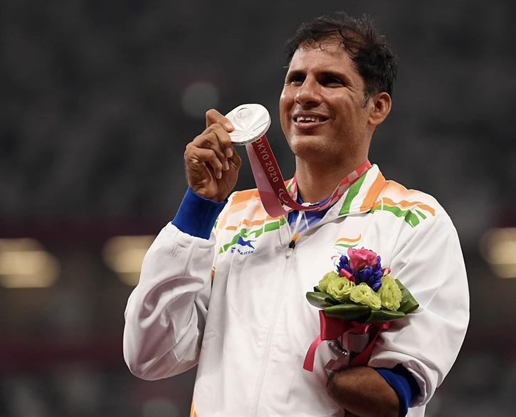 Devendra Jhajharia dedicates silver to late father