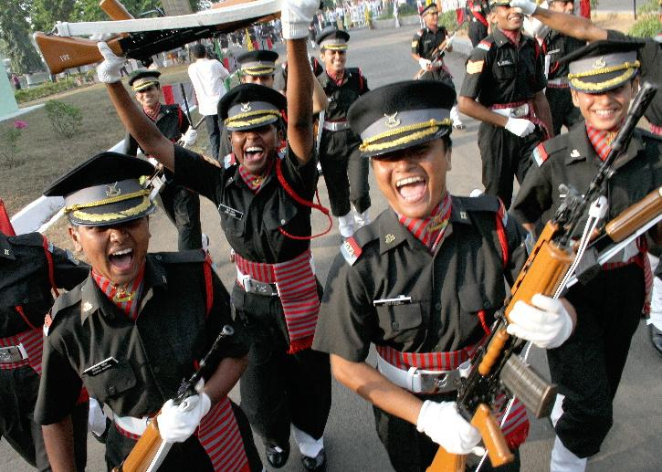 Permanent Commission In Armed Forces