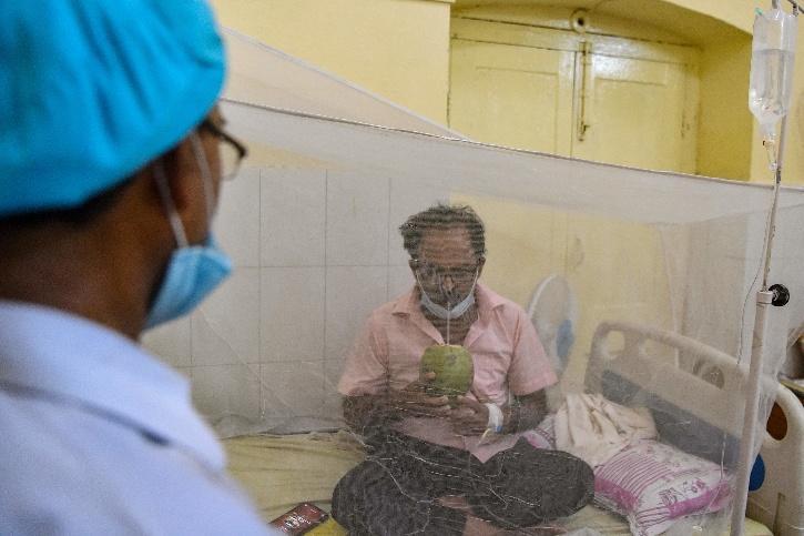 Uttar Pradesh reporting a rise in dengue cases