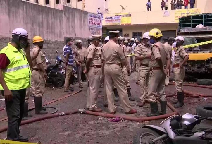 bengaluru blast