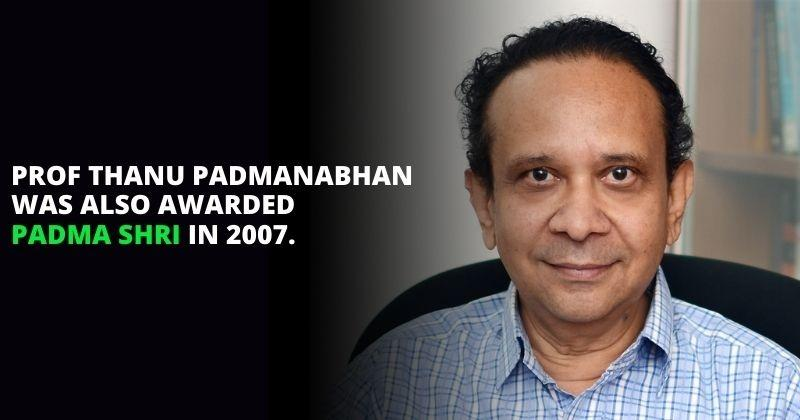 World-Renowned Physicist Prof Thanu Padmanabhan Dies From Heart Attack At 64