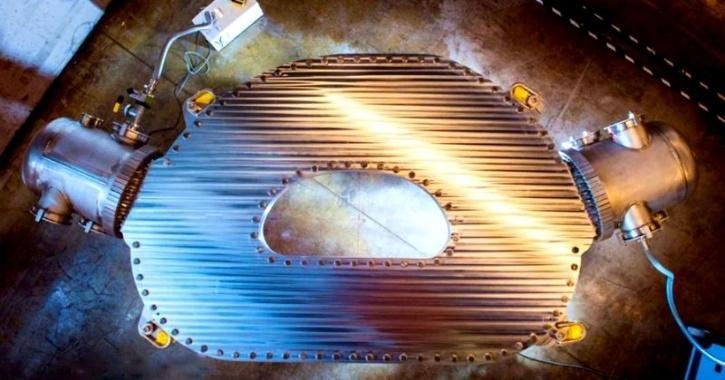 MIT fusion energy magnet