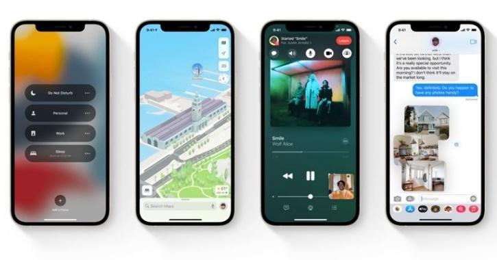 ios 15 update iphone
