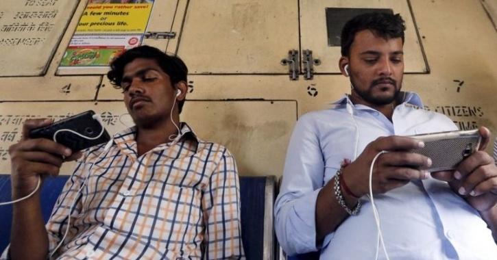 mobile internet india