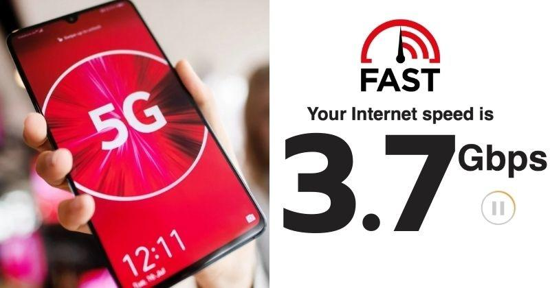 Vodafone Idea 5G Network Trials Show Peak Speed Of 3.7 Gbps In Pune