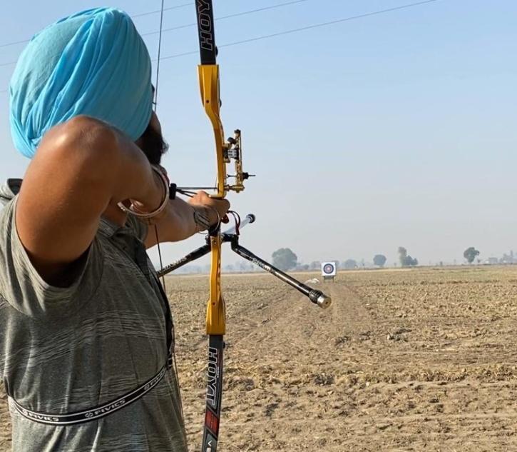 India's top Para archer Harvinder Singh