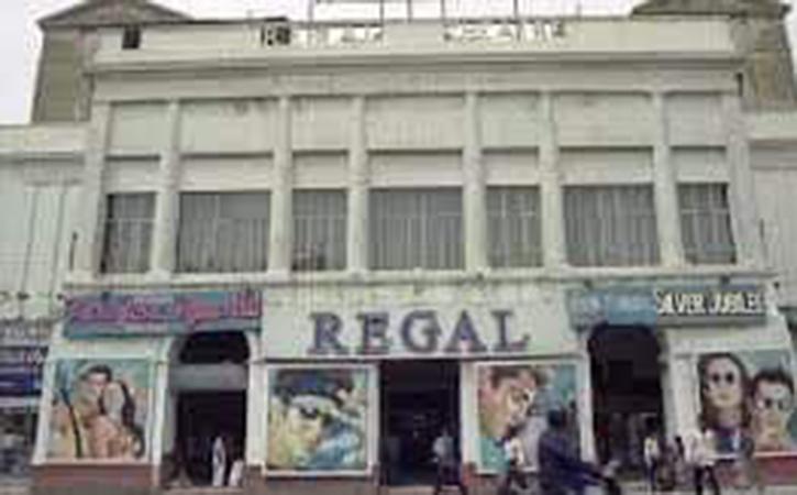 Cinemas Turned Security Camps in Kashmir