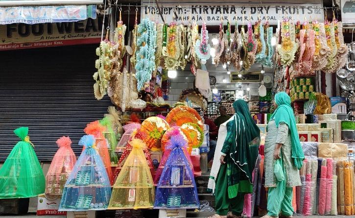 Kashmir dry fruits