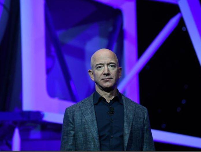 Amazon founder Jeff Bezos who recently stepped down from the post of CEO of  Amazon, asked the Federal Communications Commission to dismiss Elon Musk's company SpaceX