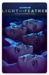 The seemingly innocent game goes awry when the six girls who played start dying off in the exact way that was predicted. The show is available on Hulu.