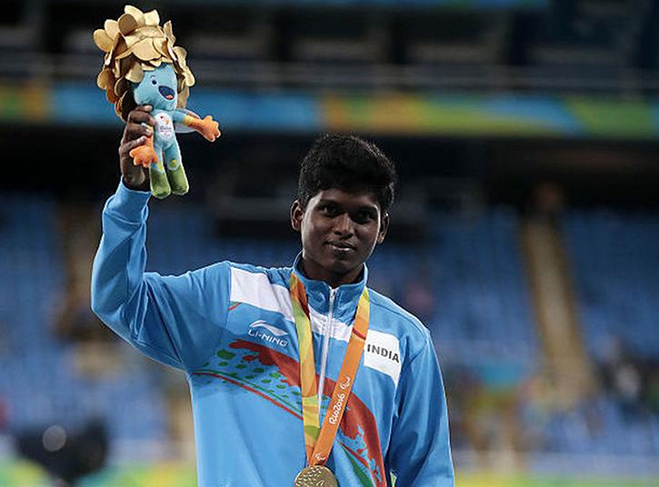 Mariyappan Thangavelu wins silver in High Jump at Tokyo Paralympics 2020
