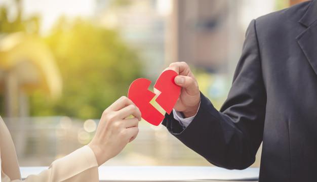 Man seeks divorce from his wife