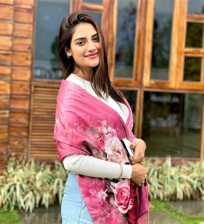 Nushrat Jahan Shuts Downs Questions On Who's The Father Of Her Child Says Puts A Black Spot On Somebody's Character