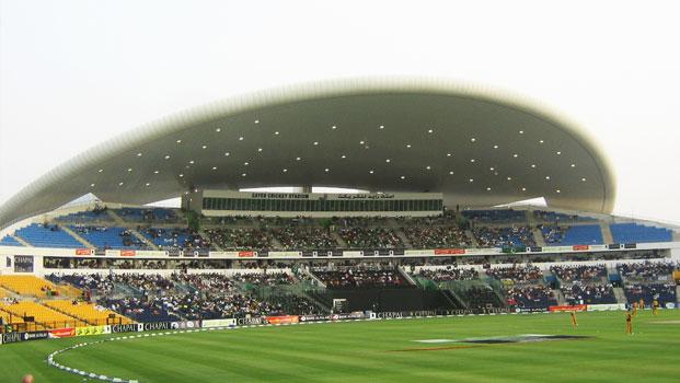 Sheikh Zayed Stadium, Abu Dhabi