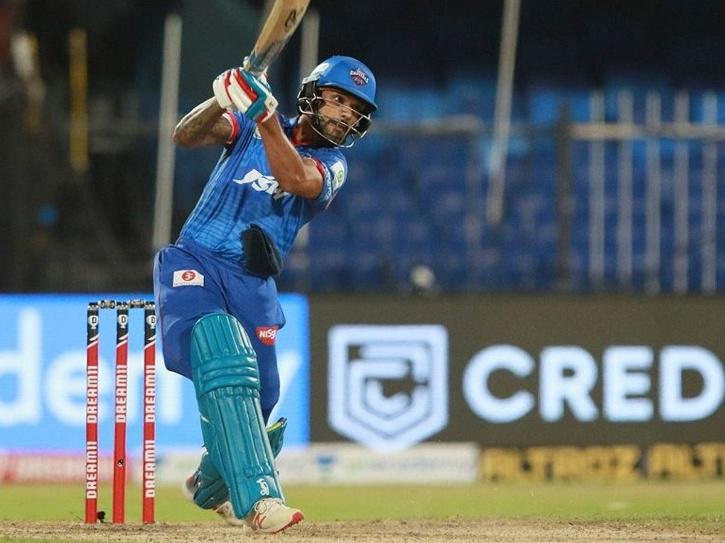 Shikhar Dhawan Delhi Capitals IPL
