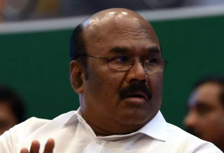 After watching the movie, D. Jayakumar was talking to the press at a Chennai theatre.